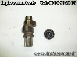 Arbre à câmes avec roulement à aiguilles KTM 600 LC4