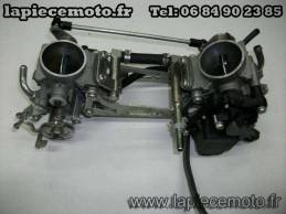 Rampe d'injection complete SUZUKI 650 SV K7 ABS