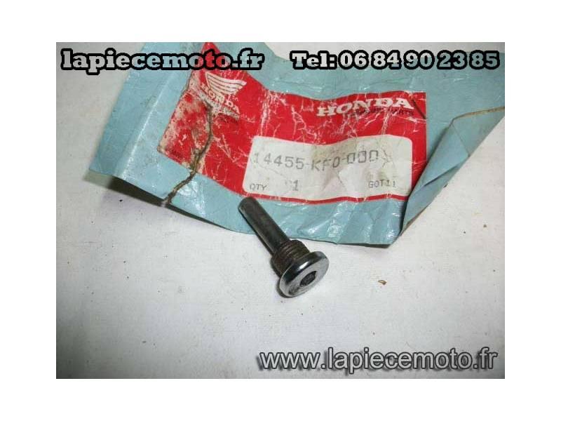 Axe intermédiaire de culbuteur pour HONDA XR et XLR (reference Honda: 14455-KF0-000)
