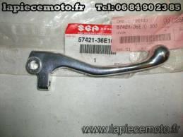 Levier de frein avant SUZUKI DRZ 400 - RM 125 - 250 (Suzuki ref: 57421-36E10)