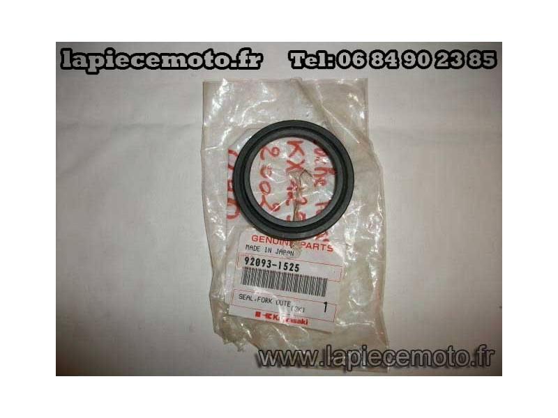 Cache poussiére de fourche pour KAWASAKI KX 125 et 250