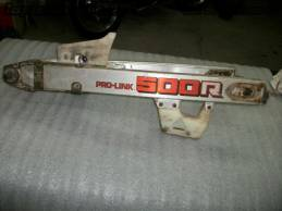 Bras oscillant HONDA 500 CR - 84