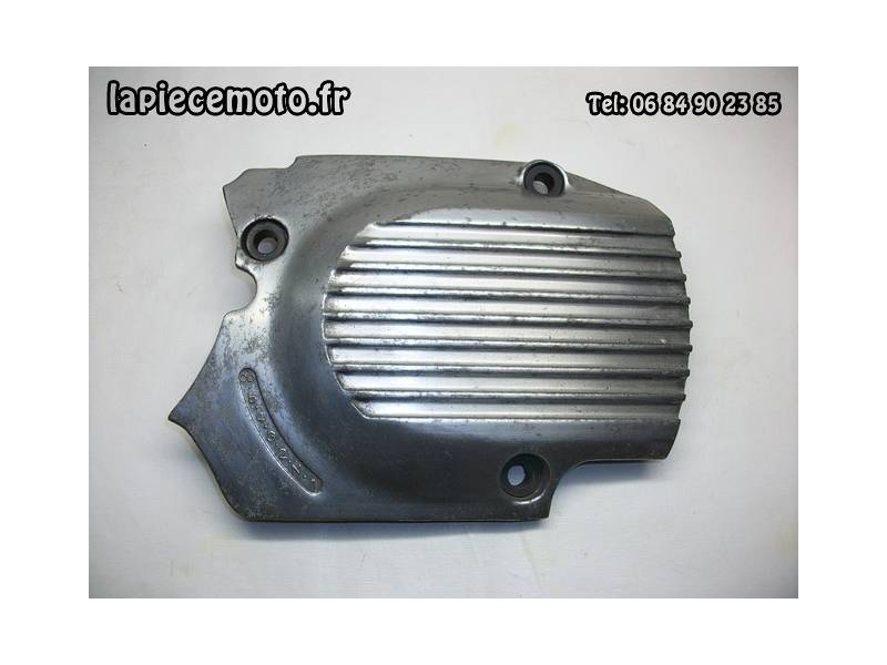 Carter moteur gauche, couvercle de pompe à eau HONDA 750 VFC RC28