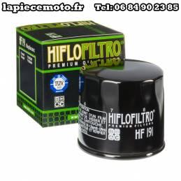 Filtre à huile Hiflofiltro HF191