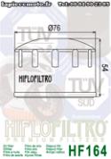 Filtre à huile Hfilofiltro HF164