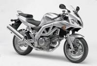 Pièces d'occasions pour moto Suzuki 650 SVS K7 (ABS) Année 2007