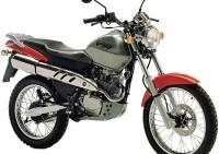 pièces d'occasions pour moto Honda 125 CLR City Fly