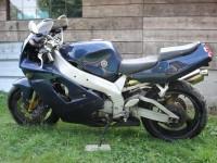 Pièces pour moto Yamaha 750 YZF, Type 4FM