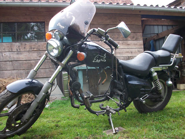 Honda 750 VFC RC28