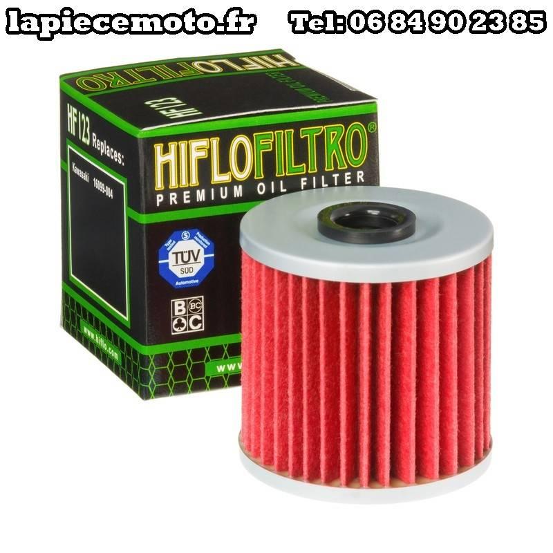 Filtre à huile Hiflofiltro HF123