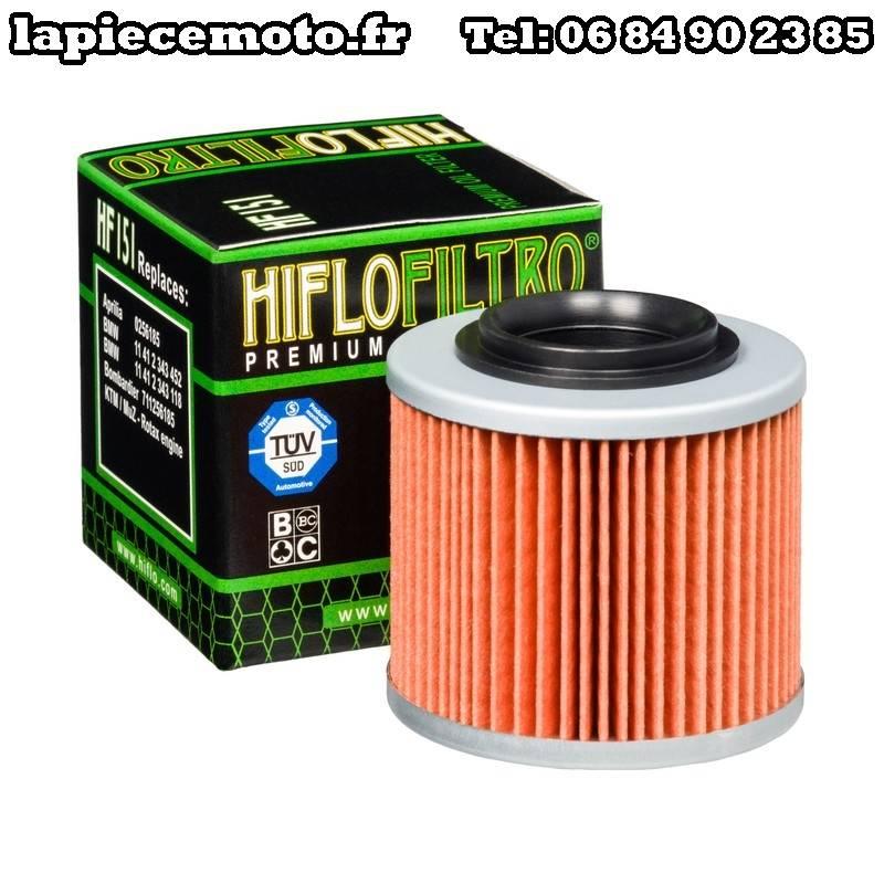 Filtre à huile Hfilofiltro HF151
