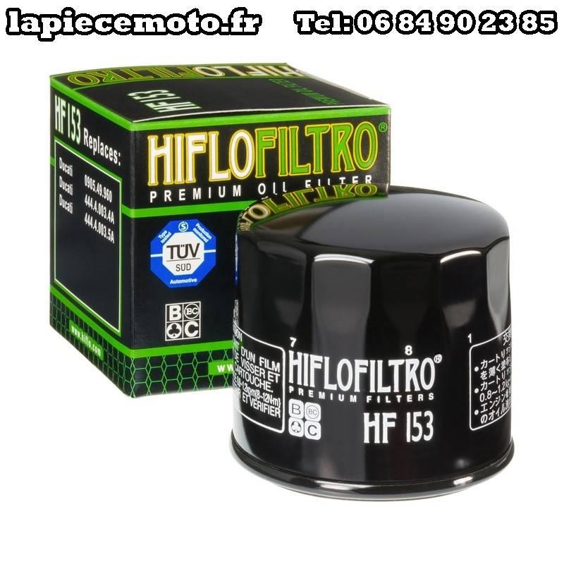 Filtre à huile Hfilofiltro HF153