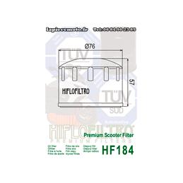 Filtre à huile Hfilofiltro HF184